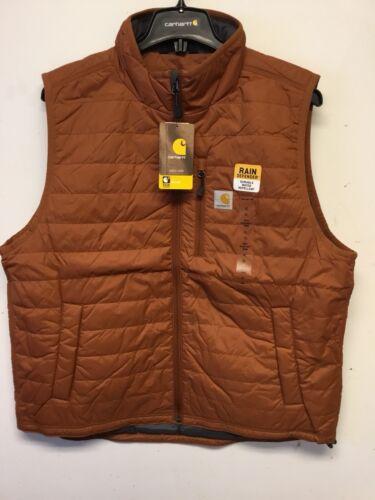 Carhartt 102286-220 Gilliam Quilted Vest
