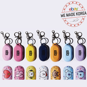 BT21 Galaxy Buds Case Cover Color Pattern Series 7types Authentic K-POP MD