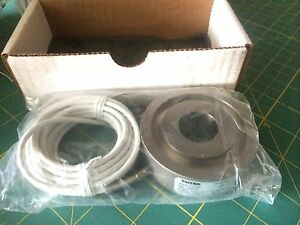 Futek Lth500 30000lb Pancake Load Cell New Ebay