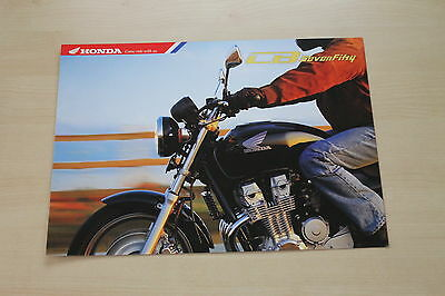 Efficient 167717 Sales Brochures Honda Cb 750 Prospekt 11/1993