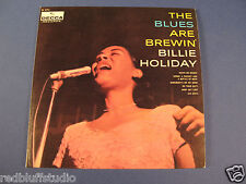The Blues are Brewin' Billie Holiday Decca Records DL 8701 CD MVCJ-19217 Japan