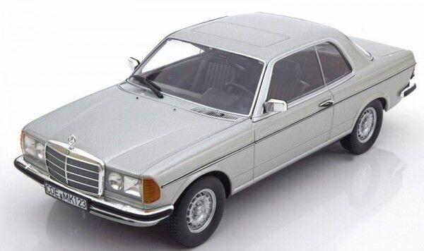 Norev 183586 mercedes-benz 280 CE c123 1980 argento 1 18 limitado 1 1500