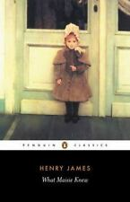 What Maisie Knew (Penguin Classics) - Acceptable - James, Henry - Paperback