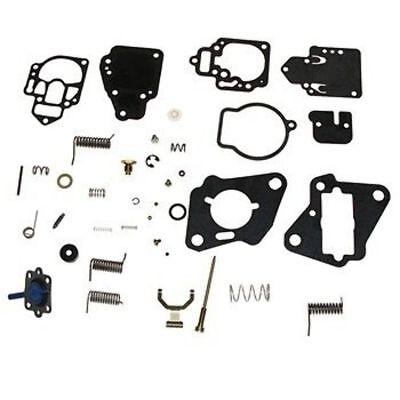 1395-823707 2 Carburetor Repair Kit for Mercury 6-25hp Outboard Motors 8237072