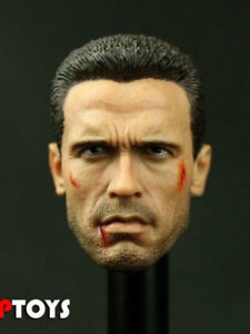 1-6-JOPTOYS-NO-T07-Arnold-Schwarzenegger-Battle-Damaged-Head-Sculpt