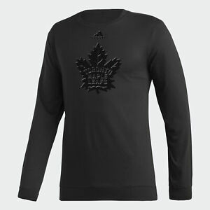 adidas-Maple-Leafs-Tee-Men-039-s-Shirts
