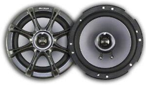 Kicker 11KS65 Car Audio Coaxial 6 1/2 Speakers Pair KS65 (Certified Refurbished)