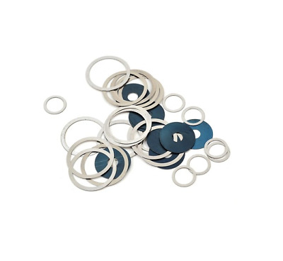 Associated 92139 RC10B74 Differential Outdrive Shims