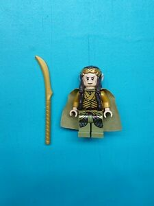 Lego Elrond Minifig Lord Of The Rings// The Hobbit