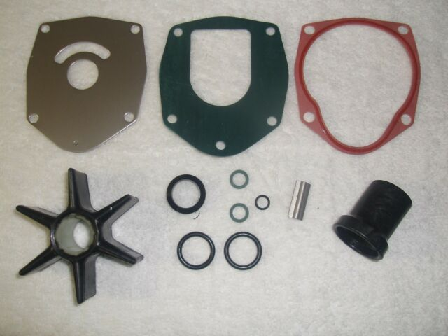 Water Pump Impeller Repair Kit Mercury 75 HP 80 HP 90 HP 100 HP 115 HP EFI  4 Stroke