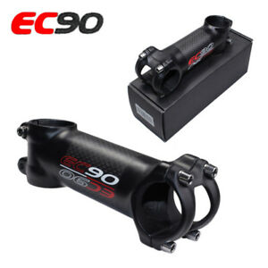 EC90-Stem-Carbon-Fiber-Bicycle-Stem-Road-Bike-MTB-Stand-6-17-Stems-31-8-28-6mm