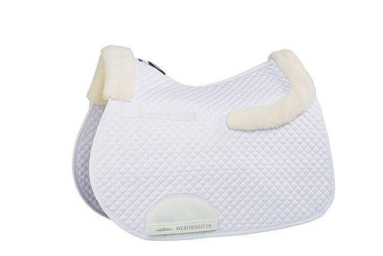 Weatherbeeta Durable All Purpose Saddle Pad With Merino Edging ALL SIZES