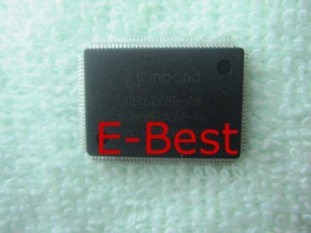 1PCS Winbond W83627HG-AW Winbond LPC I//O QFP