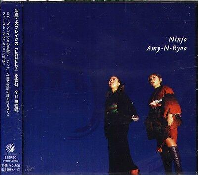 Details about  Amy-N-Ryoo - Ninjo - Japan CD - NEW - J-POP - 11Tracks POCE-2089