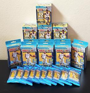 2019-20 Panini NBA HOOPS Mega box Blaster box Hanger & Mega Packs FREE SHIP