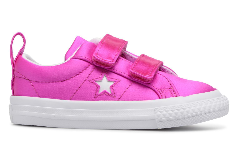 Niños Converse One Star 2V Ox Deportivas Rosa