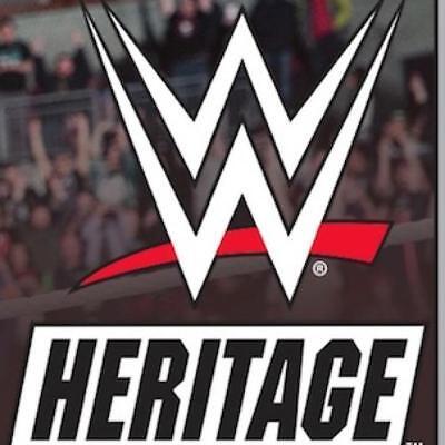 2016 Topps WWE Undisputed Tag Team Championship Bronze//99 #52 Bob Orton Rookie