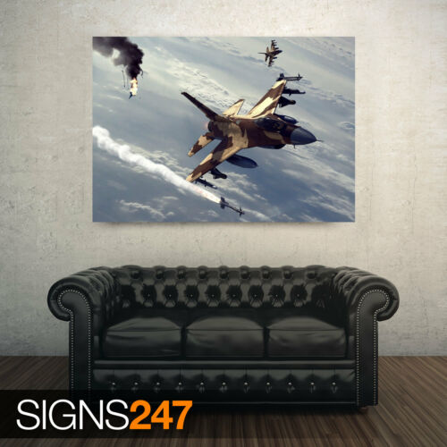 Photo Picture Poster Print Art A0 to A4 TWO BROWN FIGHTERS ARMY POSTER AC103