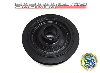 Harmonic Balancer Crankshaft Pulley 12610-77E12 Compatible for Suzuki Vitara 2.0L 99-03