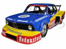 BMW 2002 TURBO GR5 #6 NORISRING WALTER ROHRL DRM 1977 1/18 BY SPARK 18S130