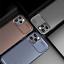 COVER-per-iPhone-12-Pro-Max-Mini-Custodia-CARBONIO-Pellicola-Vetro-Temperato miniatura 2