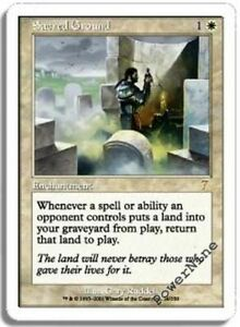 4 Purify = White Seventh 7th Edition Mtg Magic Rare 4x x4