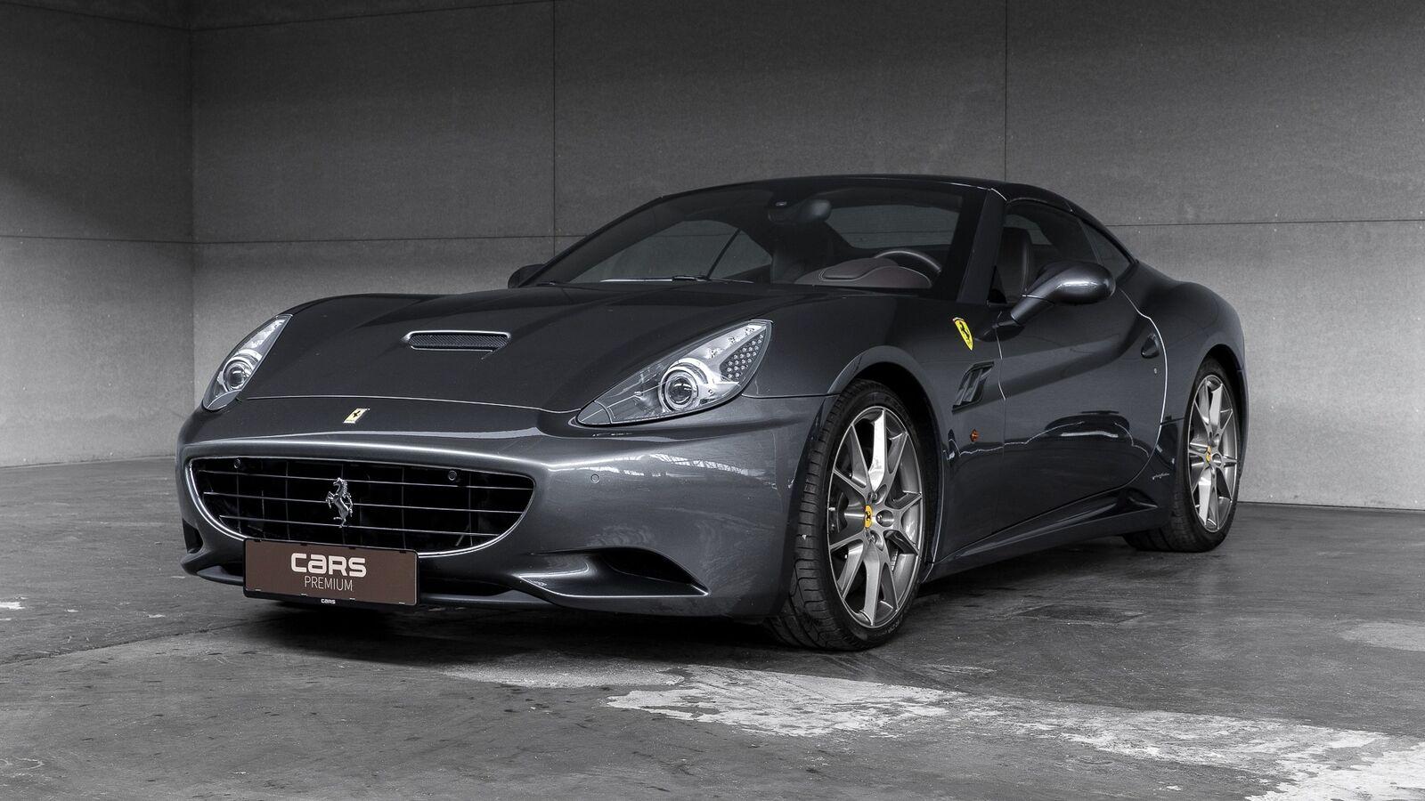 Ferrari California 30 4,3 F1 2d - 10.200 kr.