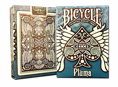 Bicycle® Pluma Deck Playing Cards AKA Mayan Deck Tribal Collectible Cardist Hot