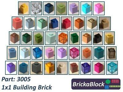 Brick Yellow, Tan 8 x lego 3005 Brick New New Brick 1x1 Beige