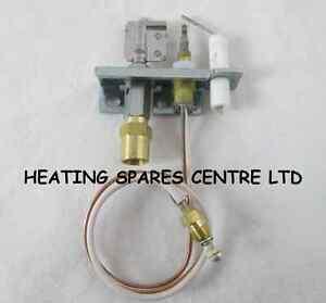 Verine Portway Peldon Stove Oxypilot Electrode Thermocouple CV-104500 NG9017