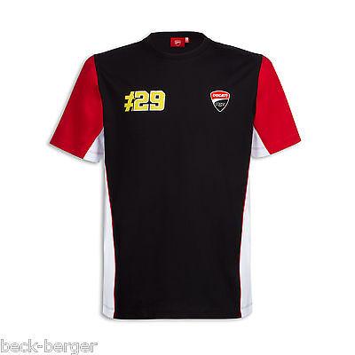 Ducati Corse Andrea Iannone Fan T Shirt D29 Ss16 Moto Gp New Ebay