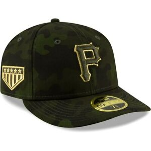 PITTSBURGH-PIRATES-NEW-ERA-ARMED-FORCES-MILITARY-59FIFTY-SIZE-71-2L-HAT-CAP-NEW