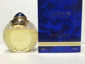 JAIPURby-Boucheron-1-7-oz-50ml-Eau-de-Parfum-Pour-Bottle-Low-Filled-Discontinued