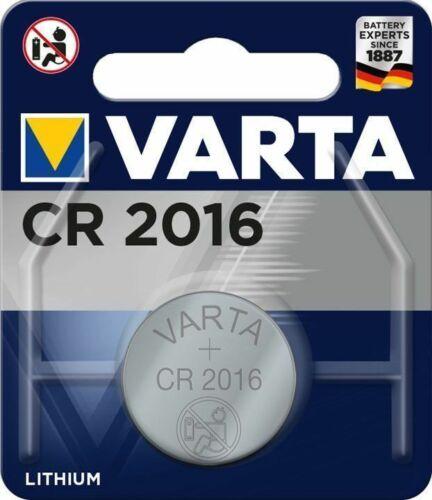 Varta pilas de botón cr2016 cr2025 cr2032 lr54 v10ga baterías más reciente de fabricación