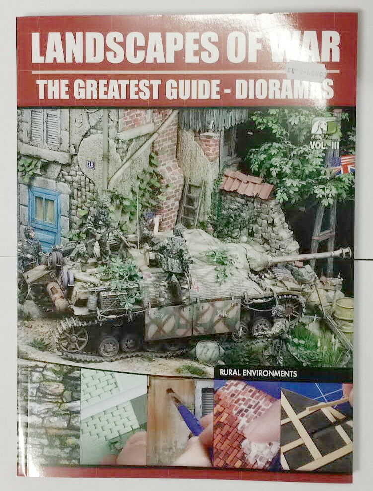 Landscapes Of War The Greatest Guide - Dioramas Vol.3  Rural Enviroments