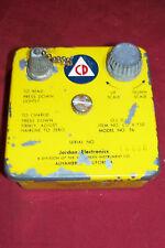 Radiation Detector Dosimeter Charger Ocdm Cd V 750 5b Victoreen Us Civil Defense