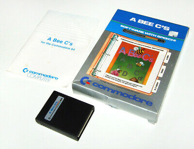 A Bee C's for Commodore 64