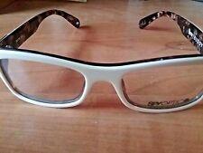 Spy Optics BUDDY Rx glasses Torte White frames w clear lens New Ships free