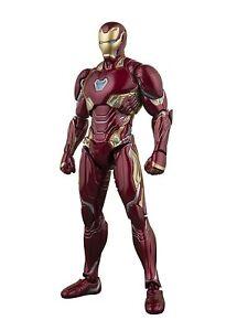 Bandai-S-H-Figuarts-Iron-Man-Mark-50-Avengers-Infinity-War-Action-Figure-Marvel