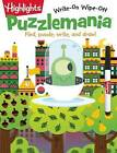Puzzlemania by Highlights Press (Paperback, 2016)