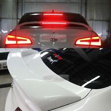Rear Trunk Wing LED Light Spoiler Unpainted for KIA 14 - 16 Cerato Forte K3 Koup