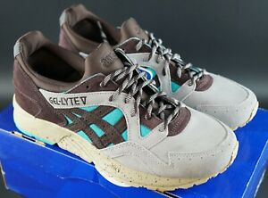 Asics-Gel-Lyte-V-034-Trail-Pack-034-Viridian-Green-CAFE-SIZE-UK-6-5-Zapatillas-Zapatos