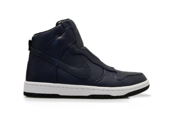 Womens Nike Dunk Lux SP/SACAI (BNIB - - NO LID) Lab - (BNIB 776446 470 - Obsidian Traine 5095eb