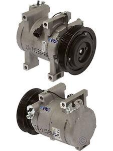New-AC-Compressor-Fits-2002-03-04-05-2006-Nissan-Sentra-SE-R-S-L4-2-5L-ONLY