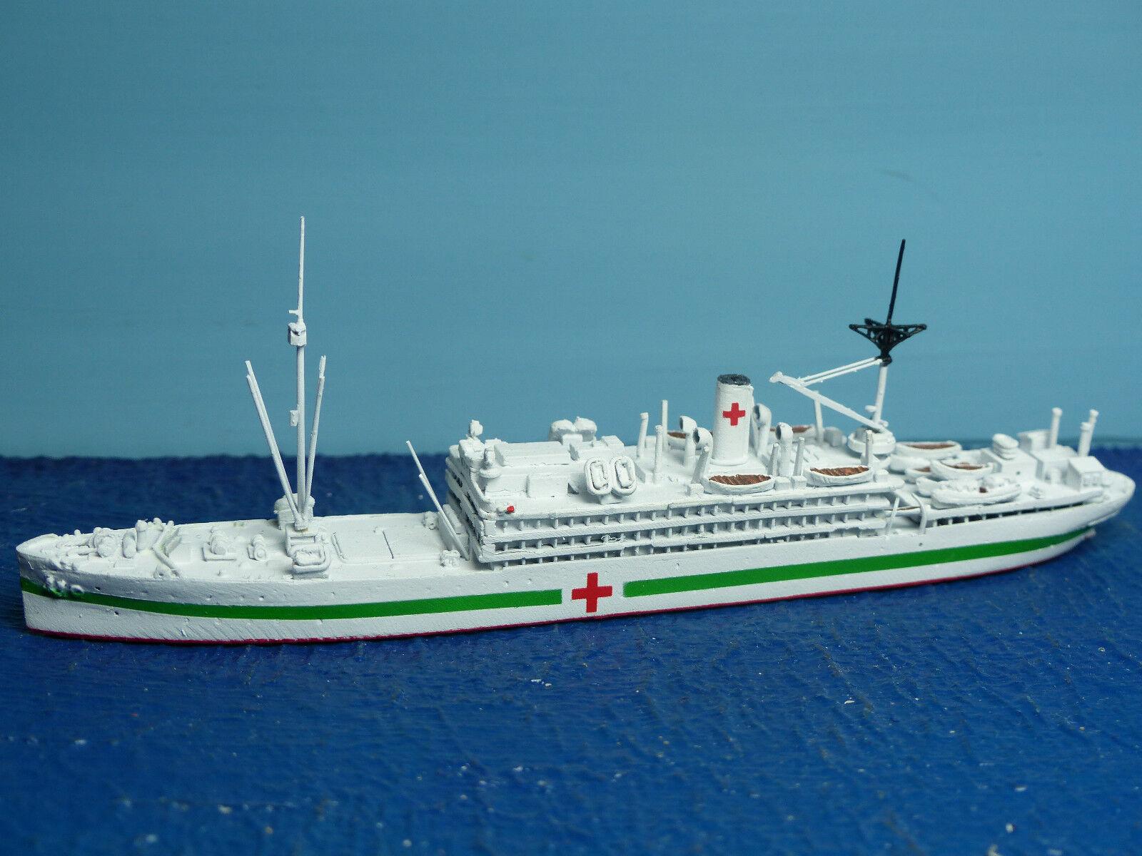 Seratoga Model Ship 1 1250 USA HOSPITAL SHIP  Bountifull  SMY 56