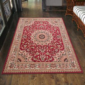 Teppich Orient Perser Orientalisch In Rot Mandala S Xxl 200x300