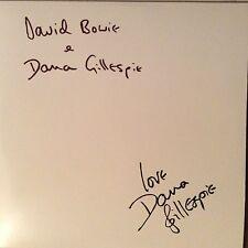 "DAVID BOWIE & DANA GILLESPIE "" BOWPROMO "" *** COLOURED VINYL LP ***"