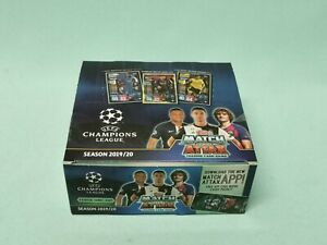 Topps-Match-Attax-Champions-League-2019-2020-1-x-Display-30-Booster-19-20