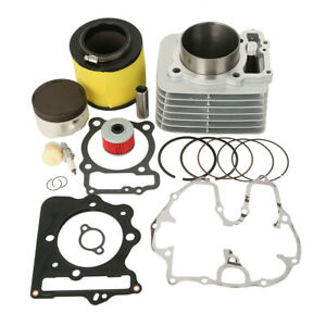 For Honda Sportrax TRX400EX 400EX 2x4 Cylinder Piston Gasket Top End Kit 2002