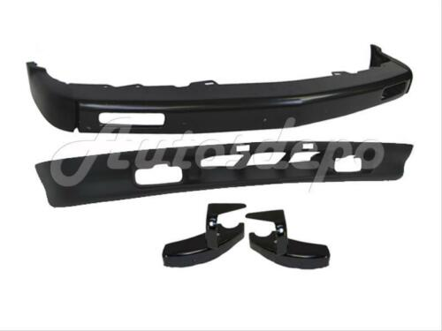 For 1994-1997 S10 4WD PICKUP FRONT BUMPER IMPACT END BRACKET VALANCE W//O MOLD HO